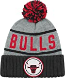 Chicago Bulls High 5 Vintage Cuffed Pom Hat at Amazon.com