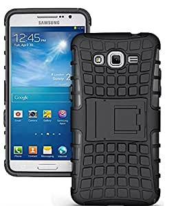 Delkart Hard Armor Design Kick Stand Cover For Samsung galazy A7