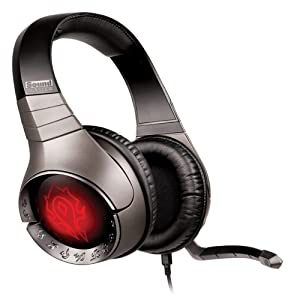 Creative Sound Blaster World of Warcraft USB Headset