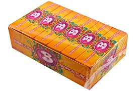 Bubblicious Tropical Punch 18 - 5 Piece Packs