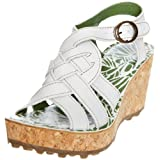 Fly London Grin Leather, Damen Fashion-Sandalen