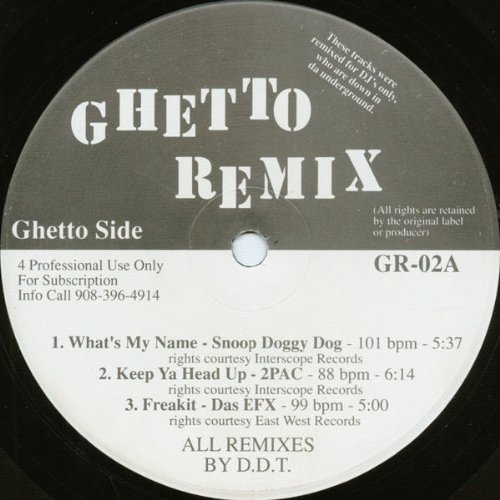 Ghetto Remix 2
