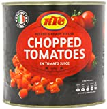 KTC Tomatoes Chopped 2.55 Kg (Pack of 6)