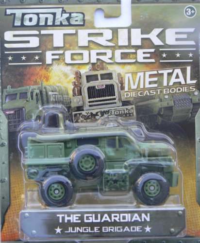 Tonka Strike Force *Jungle Brigade* The Guardian - 1