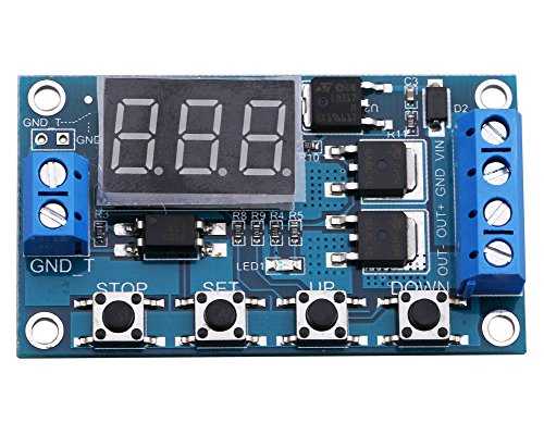 yeeco-dc-5-36v-dual-mos-cycle-time-power-on-off-delay-relay-module-timer-switch-15a-400w-high-power-