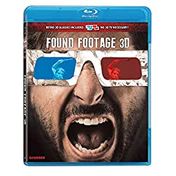Found Footage 3D [Blu-ray]