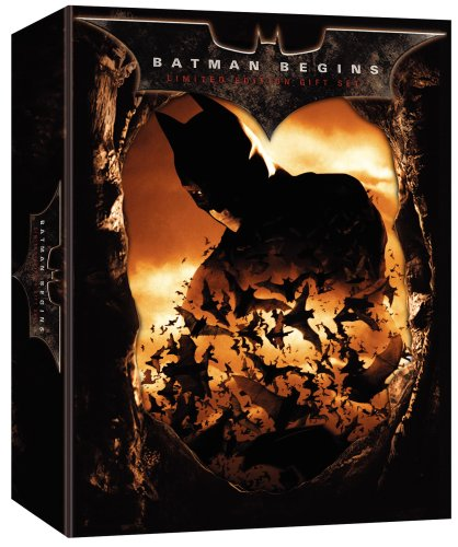 Batman Begins (Limited Edition Gift Set) at Gotham City Store