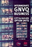img - for Intermediate GNVQ Business - City and Guilds Options: General GNVQ book / textbook / text book
