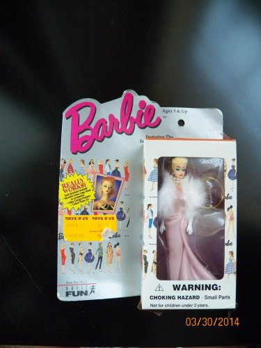 Barbie Keychain featuring Enchanted Evening Barbie - 1