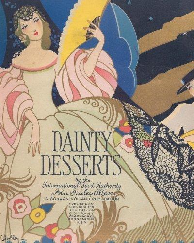 Dainty Desserts PDF