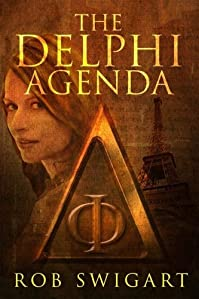 The Delphi Agenda by Rob Swigart ebook deal