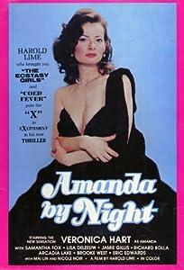 Amazon.com: Amanda By Night Poster Movie 11x17 Veronica Hart Samantha