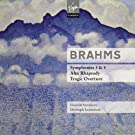 Brahms Symphonies No 3 & 4 Overtures