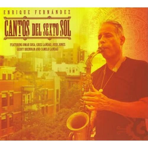"Featured recording ""Cantos Del Sexto Sol"""