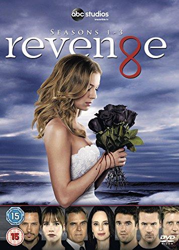 Revenge (Complete Seasons 1-3) - 18-DVD Box Set ( Revenge - Seasons One, Two & Three (66 Episodes) ) [ NON-USA FORMAT, PAL, Reg.2 Import - United Kingdom ] (Revenge Season 3 compare prices)