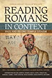 img - for Reading Romans in Context: Paul and Second Temple Judaism book / textbook / text book