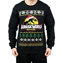 Jurassic World Ugly Christmas Sweater