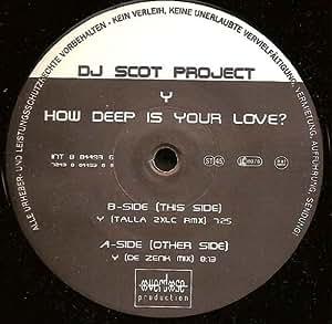 Y-how deep is your love? (De Zenk Mix/Talla 2xlc/Space Frog/Ugly Kid Jay Rmxes, 1997) / Vinyl Maxi Single [Vinyl 12'']