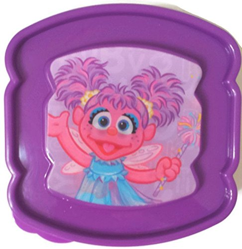 Sesame Street Abby Cadabby Sandwich Saver by Sesame Workshop