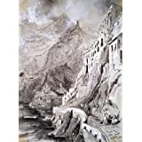 Amalfi, by Edward Lear (Print On Demand)