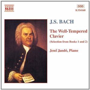 Bach: Wohltemperiertes Klavier Jando