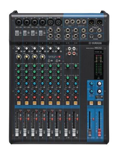 Yamaha Mg12 12-Input 4 Bus Mixer