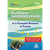 Cuerpo Auxiliar De La Administración Pública De La Comunidad Autónoma De Canarias. Test