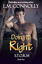 Doing It Right: A Paranormal Romance (storm Book 5)