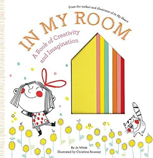 Book Cover: In My Room: A Book of Creativity and Imagination