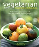 img - for Vegetarian Times Complete Cookbook book / textbook / text book