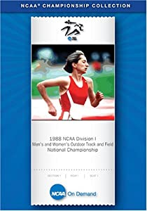 1988 NCAA(r) Division I Men's and Women's Outdoor Track and Field National Championship