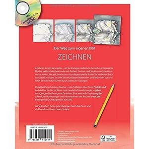 Zeichnen: Der Weg zum eigenen Bild - Mit Grundlagenkurs auf DVD
