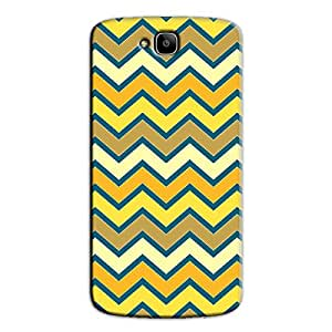 MULTICOLOR AZTEC BACK COVER HONOR HOLLY