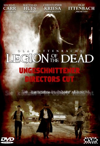 Legion of the Dead - Directors Cut - limitiertes Star Metalpak - Cover A