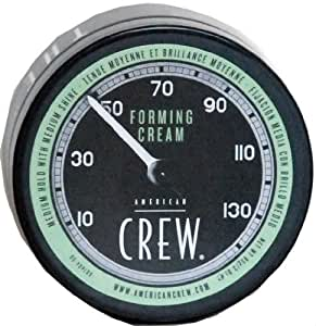 AMERICAN CREW by American Crew FORMING CREAM FOR STRONG HOLD AND NATURAL SHINE 3.53 OZ