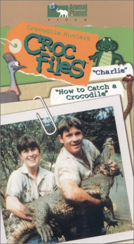 Crocodile Hunter's Croc Files - Charlie/How to Catch a Crocodile [VHS]