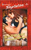 Heat Of The Night (Harlequin Temptation) (0373259468) by Donna Kauffman
