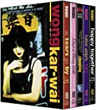 The Wong Kar-Wai Collection (Happy Together / Fallen Angels / Chungking Express / Days of Being Wild / As Tears Go By)