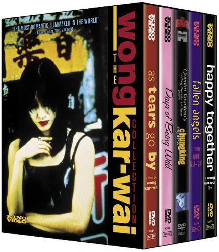Wong Kar Wai Collection (As Tears Go By / Days Of Being Wild / Fallen Angels / Chungking Express / Happy Together)