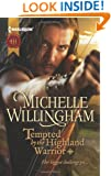 Tempted by the Highland Warrior (MacKinloch Clan, Book 3)
