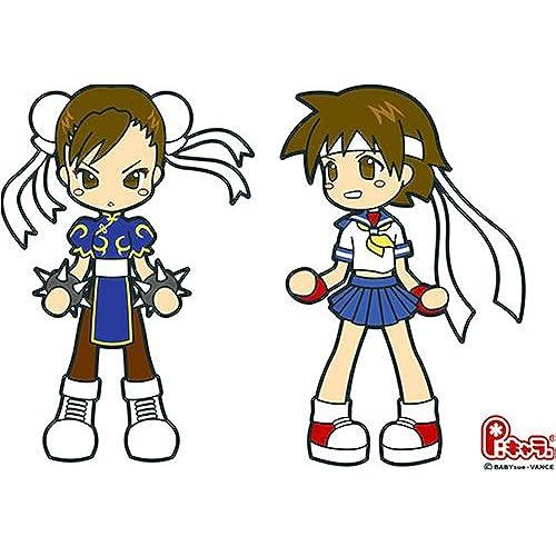 P:캐릭터 스트리트 파이터 봄려&사쿠라 PC2006-PC2006 (2005-11-19)
