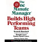 Book Review on The One Minute Manager Builds High-Performing Teams by Kenneth H. Blanchard