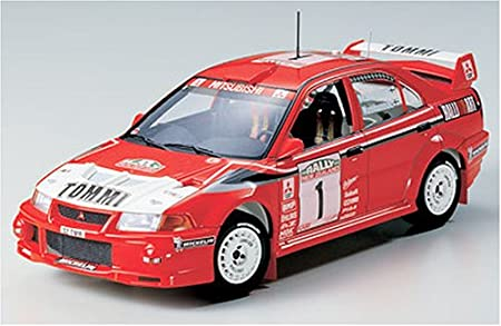 Tamiya - 24220 - Maquette - Mitsubishi Lancer Evo Vi WRC - Echelle 1:24