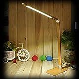 Gold-7W-48-LEDs-Dimmbar-Klappbare-600-Lumen-Tischlampe-mit-Glasfu-Aluminium-Gehuse-AC90-240V-DC12V-Universal-LED-Schreibtischlampe-360-drehbar