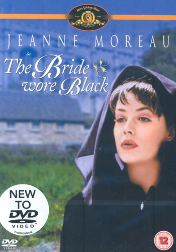Francois Truffaut   The Bride wore Black preview 0