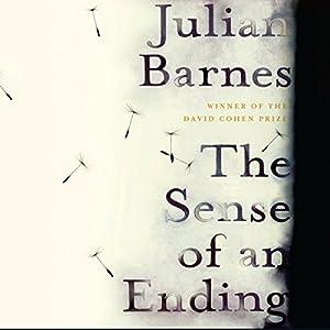 The Sense of an Ending Hörbuch