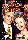Mr  & Mrs  North, Vol  5