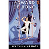 Six Thinking Hatsby Edward De Bono