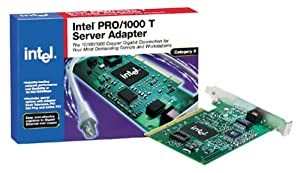 Intel PWLA8490T PRO/1000 T Server Adapter