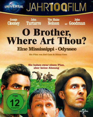 O Brother, Where Art Thou? (Jahr100Film) [Blu-ray]